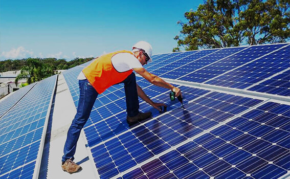 Solar Installation Texas